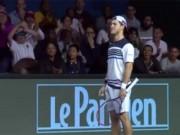 Thể thao - Siêu đẳng tuyệt chiêu bỏ nhỏ: Nadal, Federer cũng không theo được