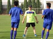 Bóng đá - U19 Việt Nam có HLV thể lực cực chất từ Real Madrid