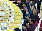 Thế giới - Cận cảnh đại yến tiệc APEC hoành tráng chưa từng có