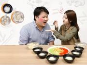 Nữ công sở dụ dỗ đồng nghiệp nam bằng món ăn lạ mắt