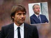 Bóng đá - Chelsea trước đại chiến MU: Sốc với tin Conte đã nhận trát sa thải
