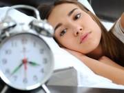 Mất ngủ kéo dài làm tăng nguy cơ đột quỵ não