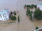 Tin tức trong ngày - Đã có người chết do mưa lũ ở miền Trung