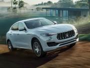 Tồn kho quá nhiều, Maserati Levante ngưng sản xuất