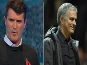 Roy Keane  dạy  Mourinho: Lương 9 triệu bảng, im miệng  &  làm việc đi!