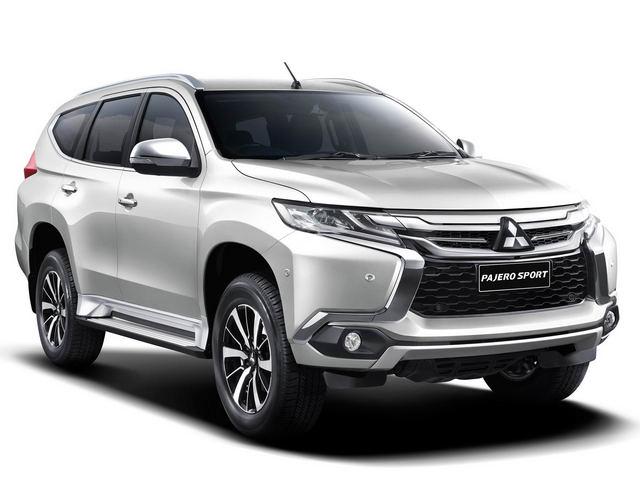 Mitsubishi Pajero Sport 2017 ở Việt Nam giảm giá mạnh