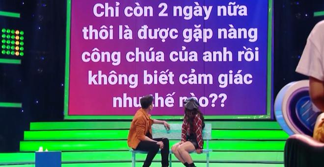 """""""Bạn gái Sơn Tùng"""" khó xử vì phải từ chối lời tỏ tình trên truyền hình - 3"""