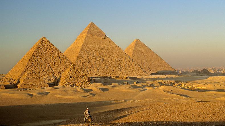 Phát hiện chấn động bí mật 4.500 năm ở Đại kim tự tháp Ai Cập - 1