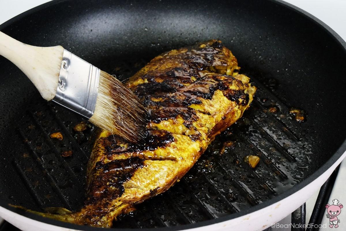 Cuối tuần, làm ngay cá nướng vàng ươm thơm nức mũi hàng xóm - 7