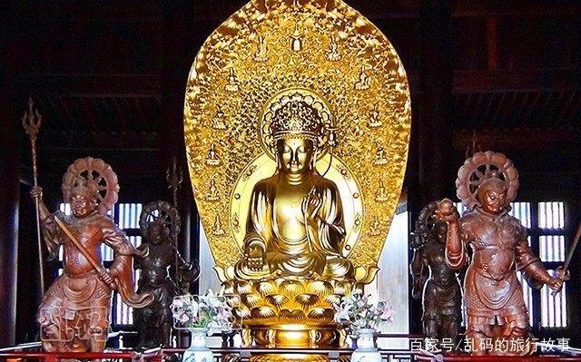 Ngôi chùa trị giá 2.700 tỷ đồng, cực vững chắc dù không hề dùng đinh - 4
