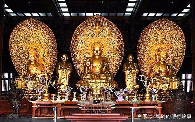 Ngôi chùa trị giá 2.700 tỷ đồng, cực vững chắc dù không hề dùng đinh - 5