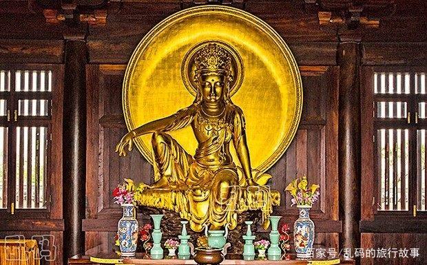 Ngôi chùa trị giá 2.700 tỷ đồng, cực vững chắc dù không hề dùng đinh - 6