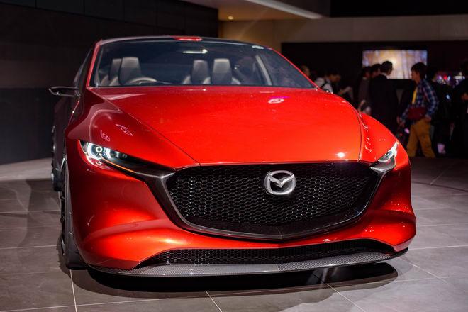 Mazda3 thế hệ mới được thể hiện qua Kai Concept - 2