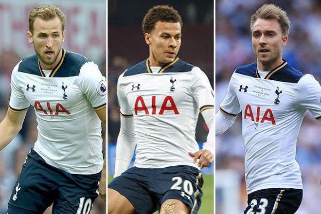"""Barca bạo chi 300 triệu euro mua """"tam tấu"""" Tottenham: Real, MU cũng choáng 1"""