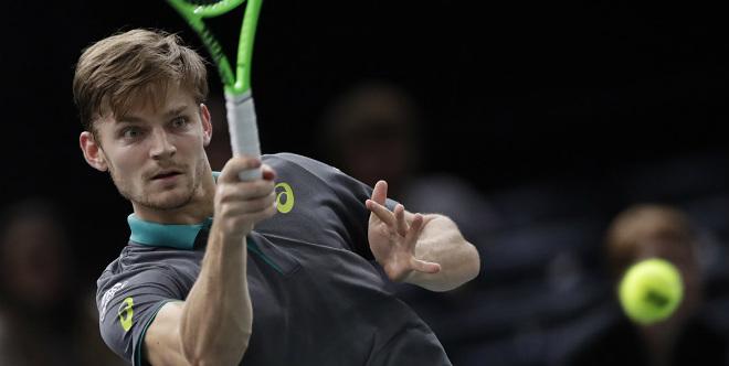 "Cập nhật Paris Masters ngày 3: Hạ ""Tiểu Federer"", Isner gặp Del Potro tứ kết 3"