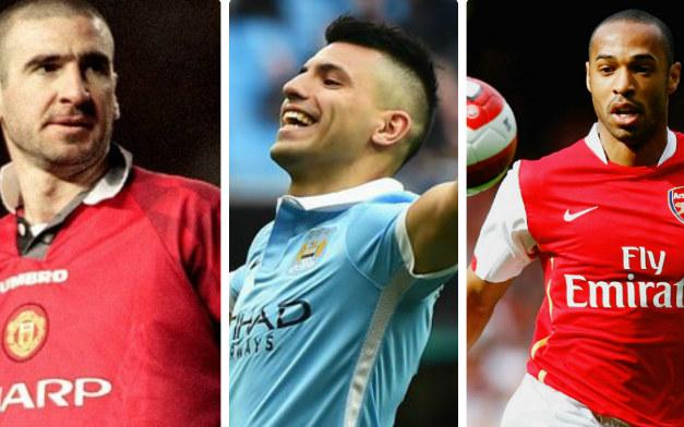 """Man City đấu Arsenal: Aguero hay hơn Henry, Cantona, """"Pháo thủ"""" khiếp vía 3"""