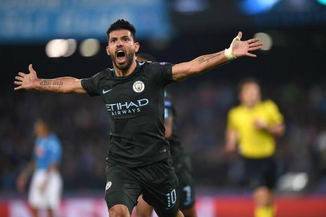 """Man City đấu Arsenal: Aguero hay hơn Henry, Cantona, """"Pháo thủ"""" khiếp vía - 1"""