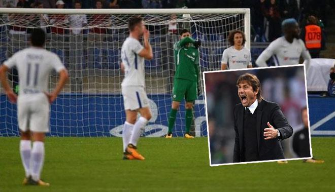Chelsea đấu MU: Giữa tin đồn bị sa thải, Conte dọa xử mọi ngôi sao 1