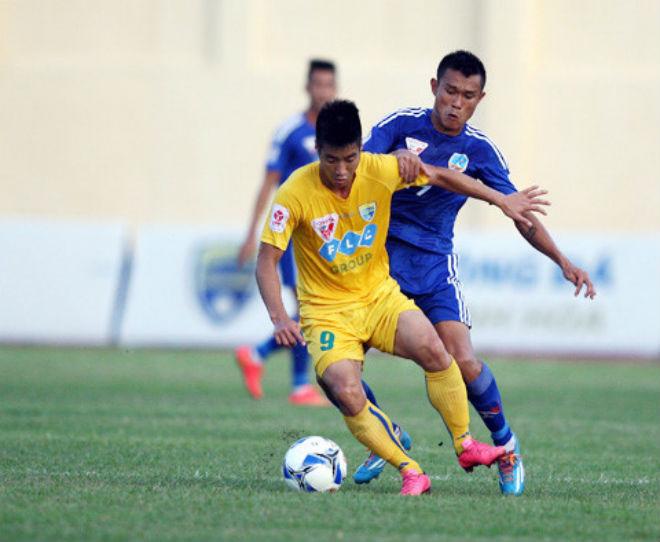 Kết quả bóng đá Thanh Hóa - Bình Dương: Tấn công ào ạt, phần thưởng xứng đáng (H1) - 1
