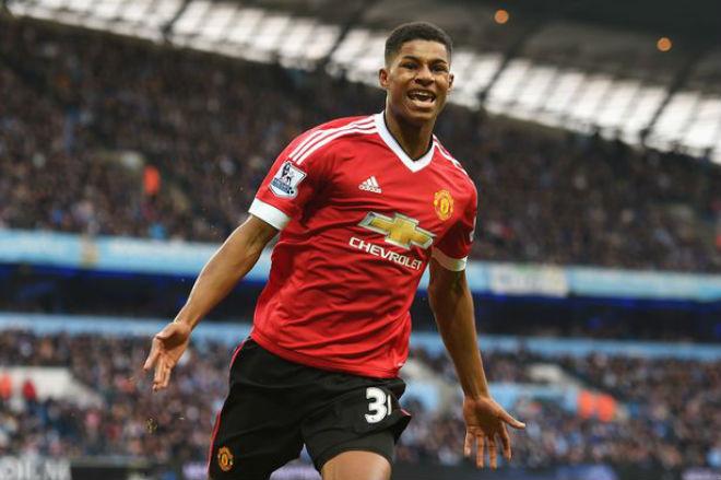 """MU ủ kế """"độc"""" hạ Chelsea: Rashford đá tiền vệ, mơ thành """"Rooney 2.0"""" 2"""