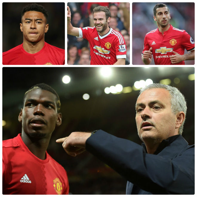 """MU ủ kế """"độc"""" hạ Chelsea: Rashford đá tiền vệ, mơ thành """"Rooney 2.0"""" 1"""