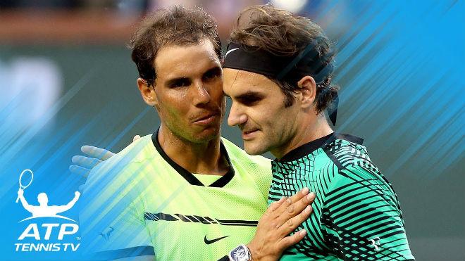 Nadal xưng vương tennis 2017: Hay nhiều, may chẳng ít 1