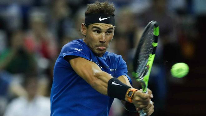 Nadal xưng vương tennis 2017: Hay nhiều, may chẳng ít 2