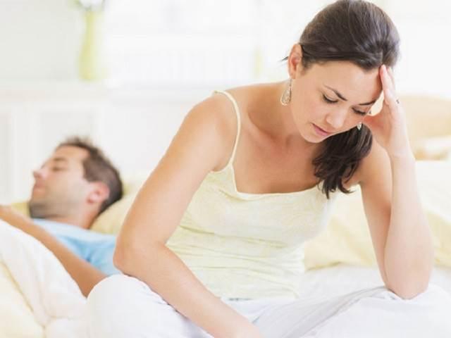 Nỗi khổ của những phụ nữ bị dị ứng tinh dịch - 1