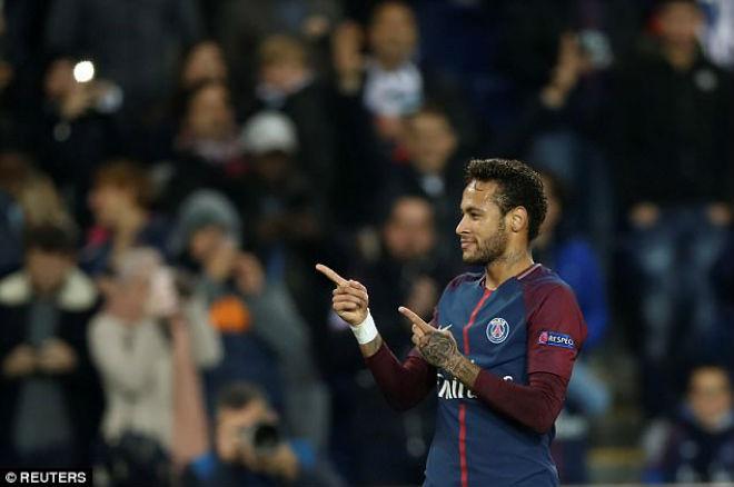 PSG thăng hoa: Neymar sáng cửa hạ Ronaldo – Messi ẵm Quả bóng vàng