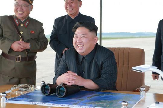 """Triều Tiên chuẩn bị cuộc thử nghiệm """"gây bão"""" - 1"""