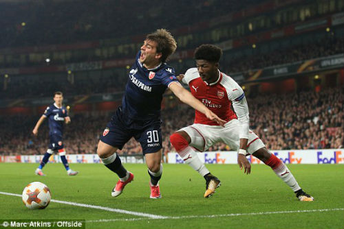 Chi tiết Arsenal - Crvena Zvezda: Nhiệm vụ bất khả thi (KT) 19