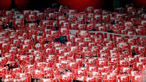 Chi tiết Arsenal - Crvena Zvezda: Nhiệm vụ bất khả thi (KT) 21
