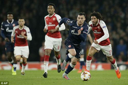 Chi tiết Arsenal - Crvena Zvezda: Nhiệm vụ bất khả thi (KT) 23