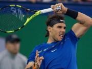 Nadal - Cuevas: 3 set căng thẳng, chiến quả xứng đáng