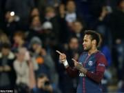 PSG thăng hoa: Neymar sáng cửa hạ Ronaldo - Messi ẵm Quả bóng vàng