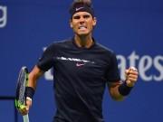 Nadal xưng vương tennis 2017: Hay nhiều, may chẳng ít
