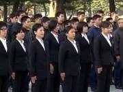 Thế giới - Đội nữ cảnh sát đặc biệt bảo vệ vợ ông Trump ở Nhật Bản