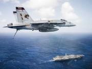 Thế giới - 3 đội tàu sân bay Mỹ đem dàn vũ khí hùng hậu áp sát Triều Tiên