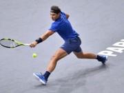 Paris Masters ngày 4: Nadal bỏ giải, Isner loại Del Potro