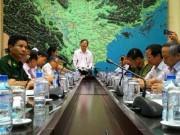 Tin tức trong ngày - Bão số 12-Damrey tiến gần bờ, Nam Trung Bộ sơ tán khẩn cấp 400.000 dân