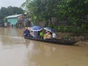 Bão giật cấp 15 chưa đổ bộ, Bình Định, Phú Yên đã có người chết và mất tích