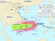 Tin tức trong ngày - Đêm nay trên đất liền ven biển từ Bình Định đến Ninh Thuận gió giật cấp 15