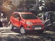 Ford EcoSport, Fiesta, Focus ở Việt Nam đồng loạt giảm giá