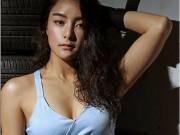 """Thể thao - Mỹ nhân võ thuật Thái Lan gây """"nhức nhối"""" vì quá đẹp, lại liều"""