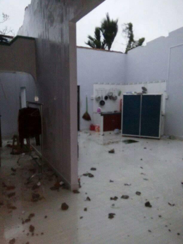 Tàn phá Nam Trung Bộ, bão tiếp tục gây thiệt hại ở Tây Nguyên - 15