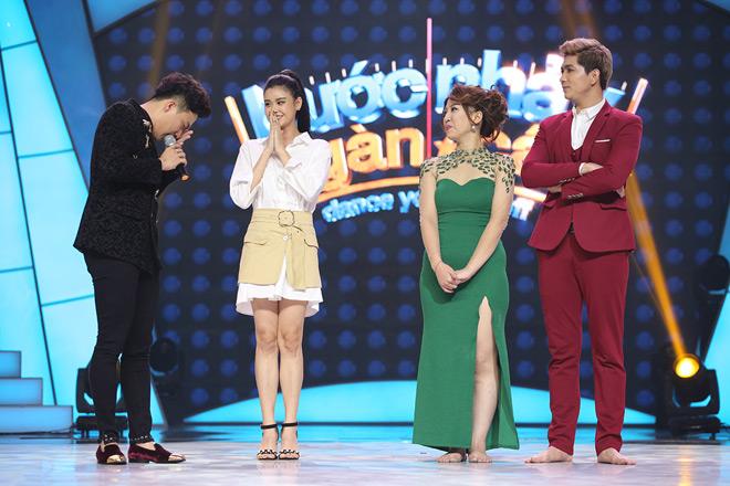 Trương Quỳnh Anh bị hỏi khó việc Tim ôm ấp gái lạ - 3
