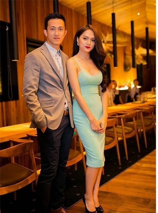 Hương Giang Idol khoe ảnh nựng má, hôn hít trai Tây cực điển trai - 6