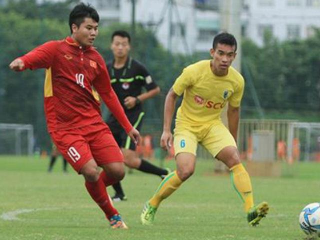 Chi tiết U19 Việt Nam - U19 Macau (TQ): Sức ép khủng khiếp (KT)