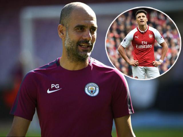 Đại chiến Arsenal - Man City vì Sanchez: Ân oán vì Sanchez 4