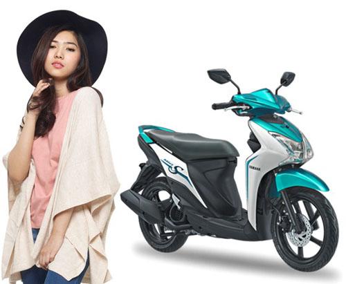 Yamaha Mio S: Sự lựa chọn tuyệt vời dành cho nữ giới - 2